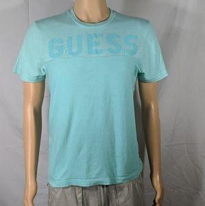 Guess Spellout T Shirt